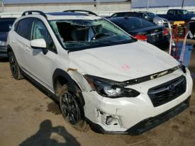 Salvage Subaru Crosstrek